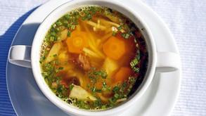 מתכון למרק ירקות שורש - לחיזוק מערכת החיסון
