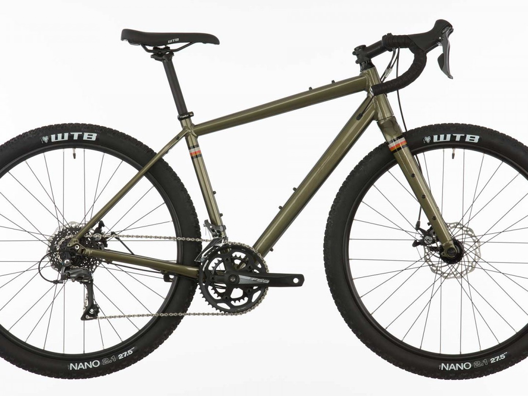 2019 Salsa Journeyman Claris