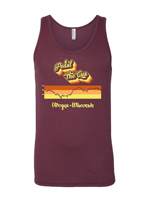 Pedal the Qua Tank Top
