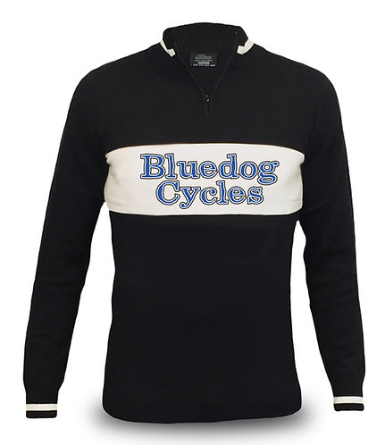 Custom Embroidered Wool Cycling Jerseys