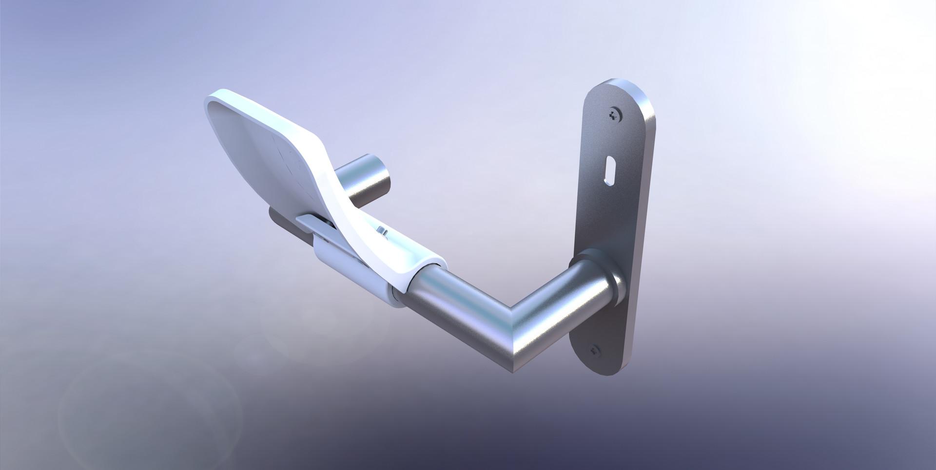Covid-19 Forearm Door Opener