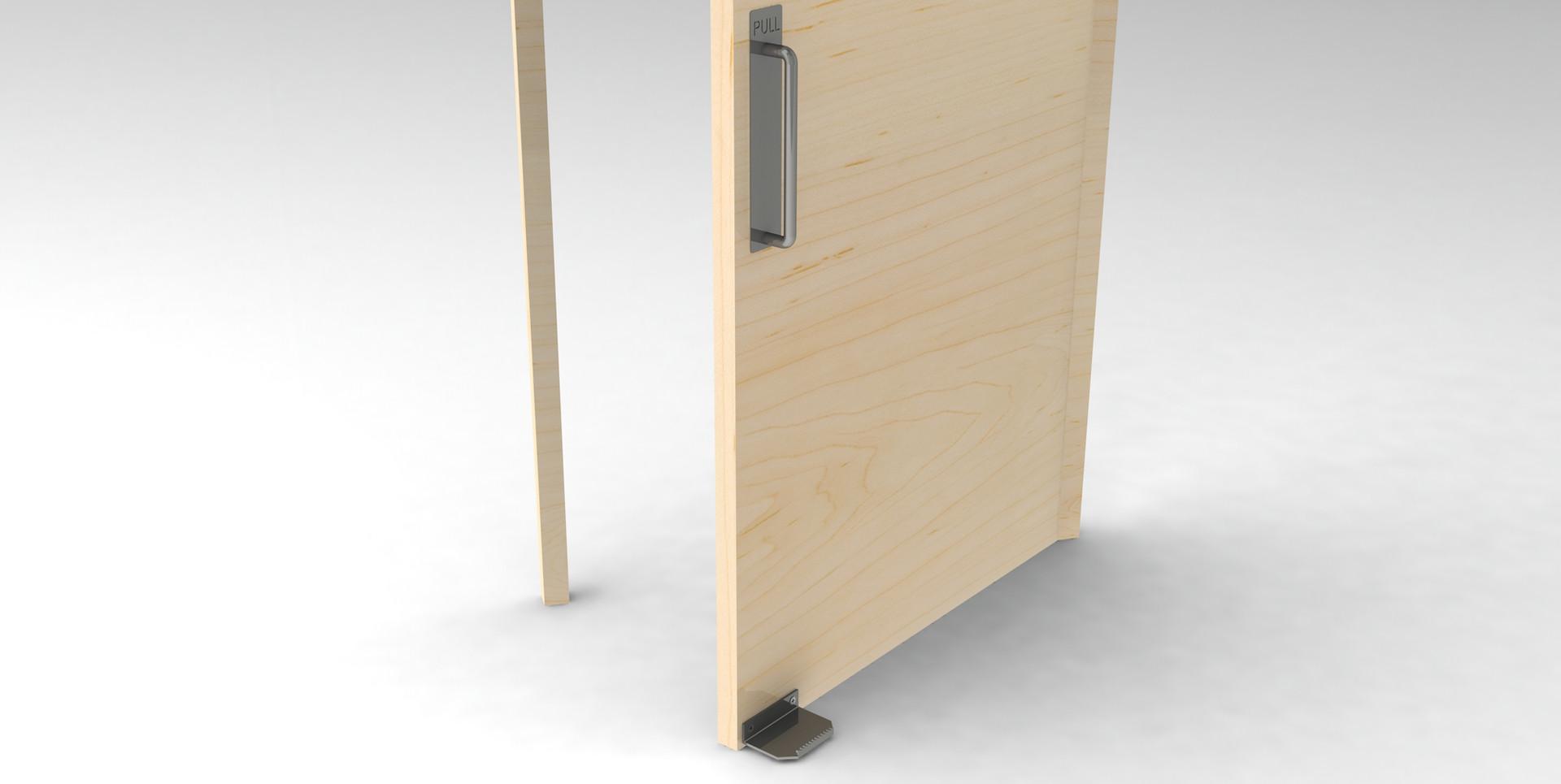 Covid-19 Door-Foot-Opener