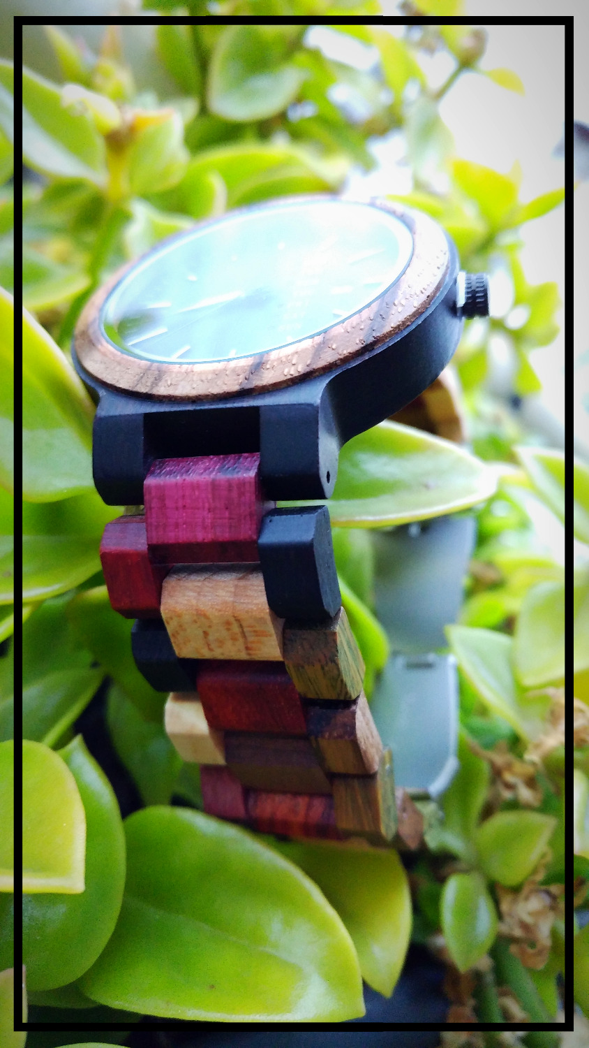 Chromata by Wood On Time