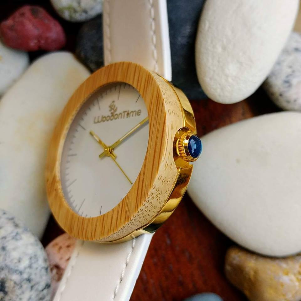 wood on time image