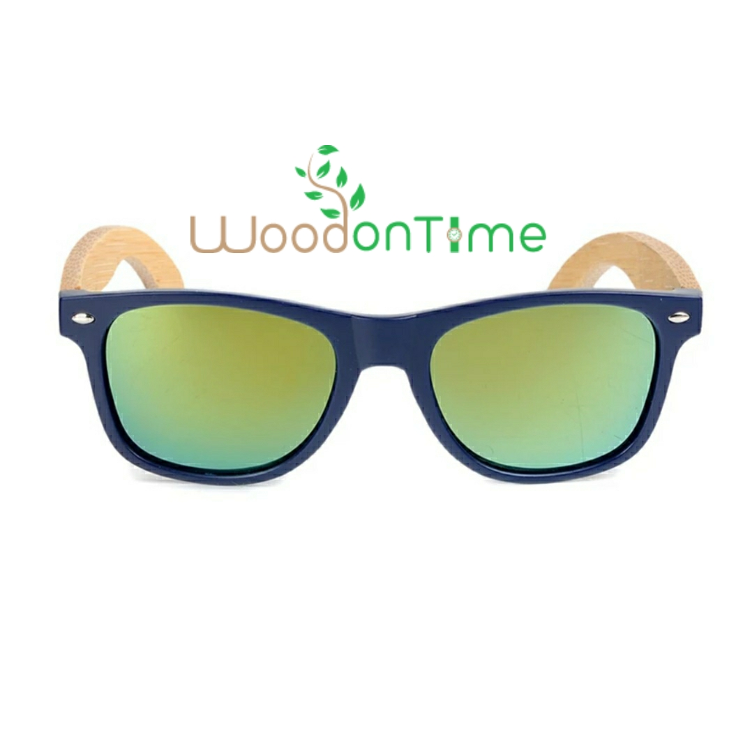 Ocean Blue wood on time