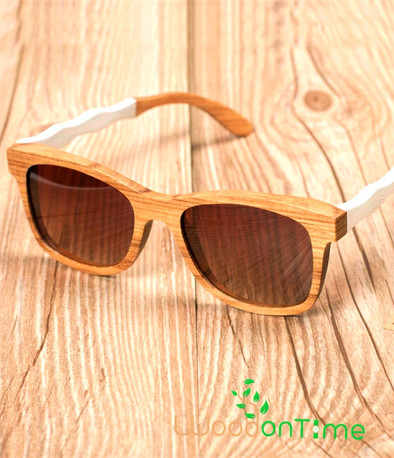 All wooden quality sunglasses with polarized lenses by Wood On Time .jpg