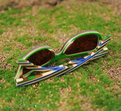 sunglasses by Wood On Time 17