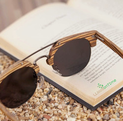 sunglasses by Wood On Time 5