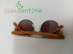 modern vintage wood on time