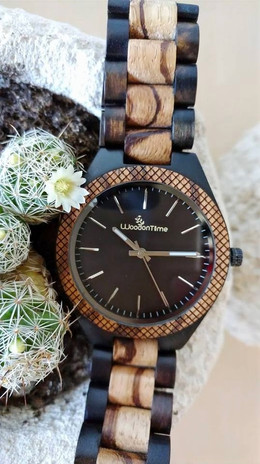 wooden watches and sunglasses by woodont
