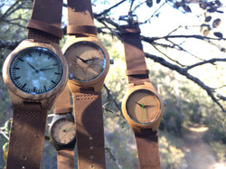wood On Time watches