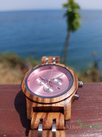 Pink Power watch by Wood On Time.jpg