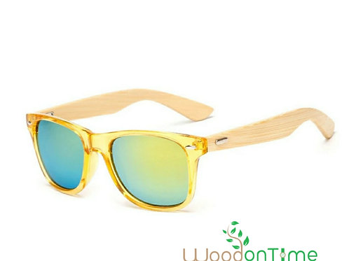 the Clear Yellow Sunglasses