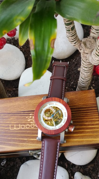 Timeless by Wood On Time