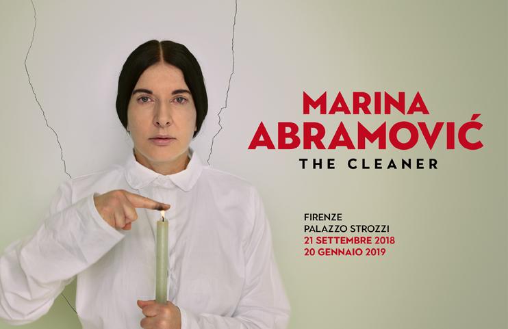 Marina Abramović. The Cleaner
