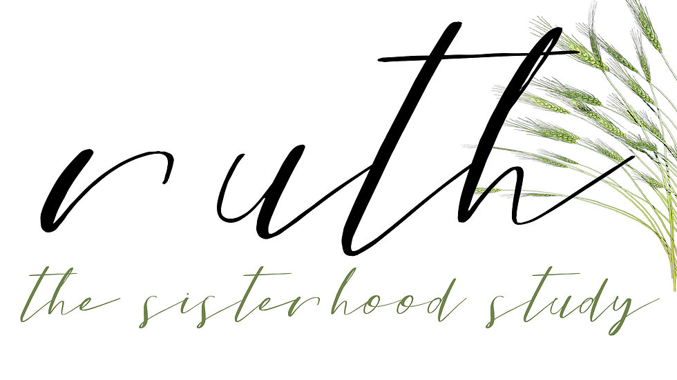 Ruth | The Sisterhood Study