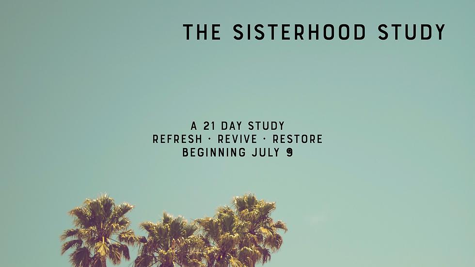 Summer Souls | The Sisterhood Study