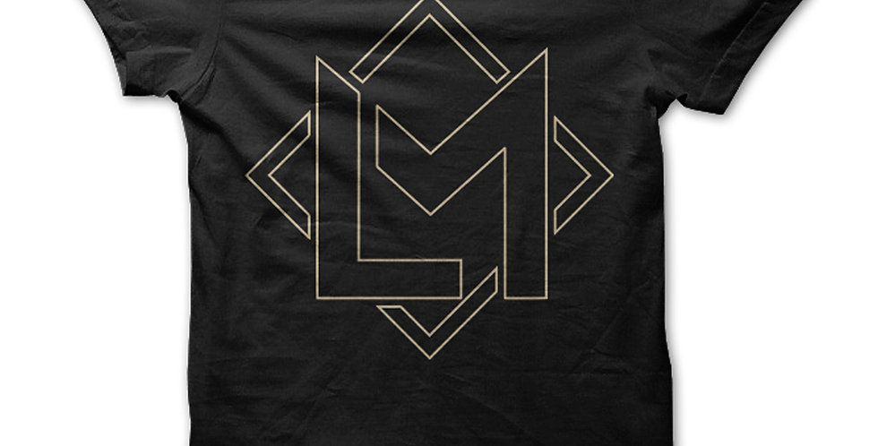 Gold Logo Shirt