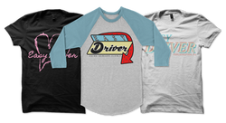 EASY DRIVER WIX MERCH