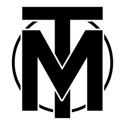 trevor martin - main logo black
