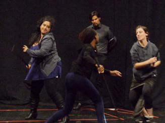 Margaret I Fight Scene