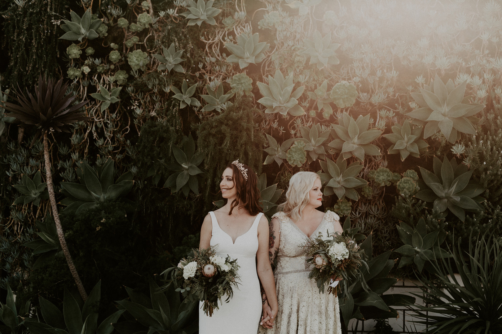 Marceil & Katy