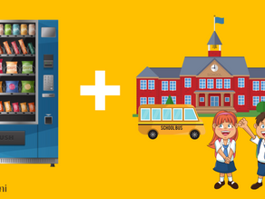 Top 5 Advantages of Vending Machines in Schools & Colleges