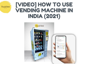 [Video] How to use vending machine in india (2021)