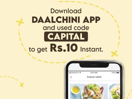 Daalchini at Capital Via Indore