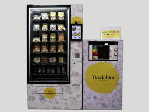 Benefits of Daalchini Vending Machine [24*7 Tuck Shop]