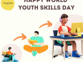 Why skill development is important for youth today?