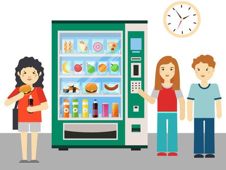 Top 5 Major Benefits of Vending Machine in Office