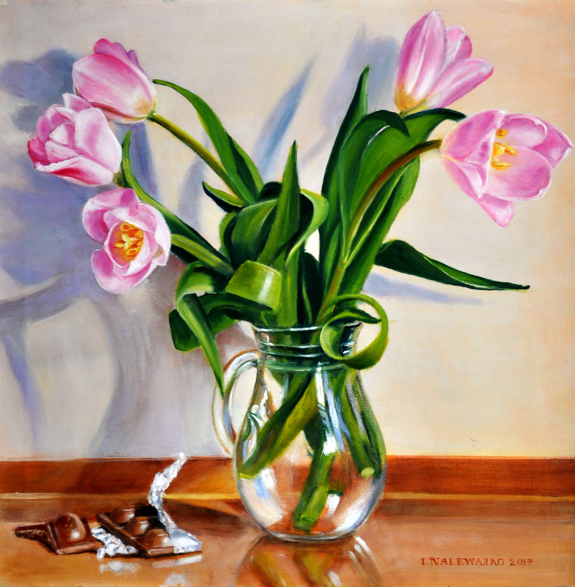 """Tulipany na słodko"""