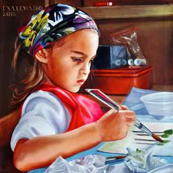 """""""Mała artystka"""""""