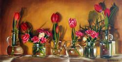 Tulipany i goździki