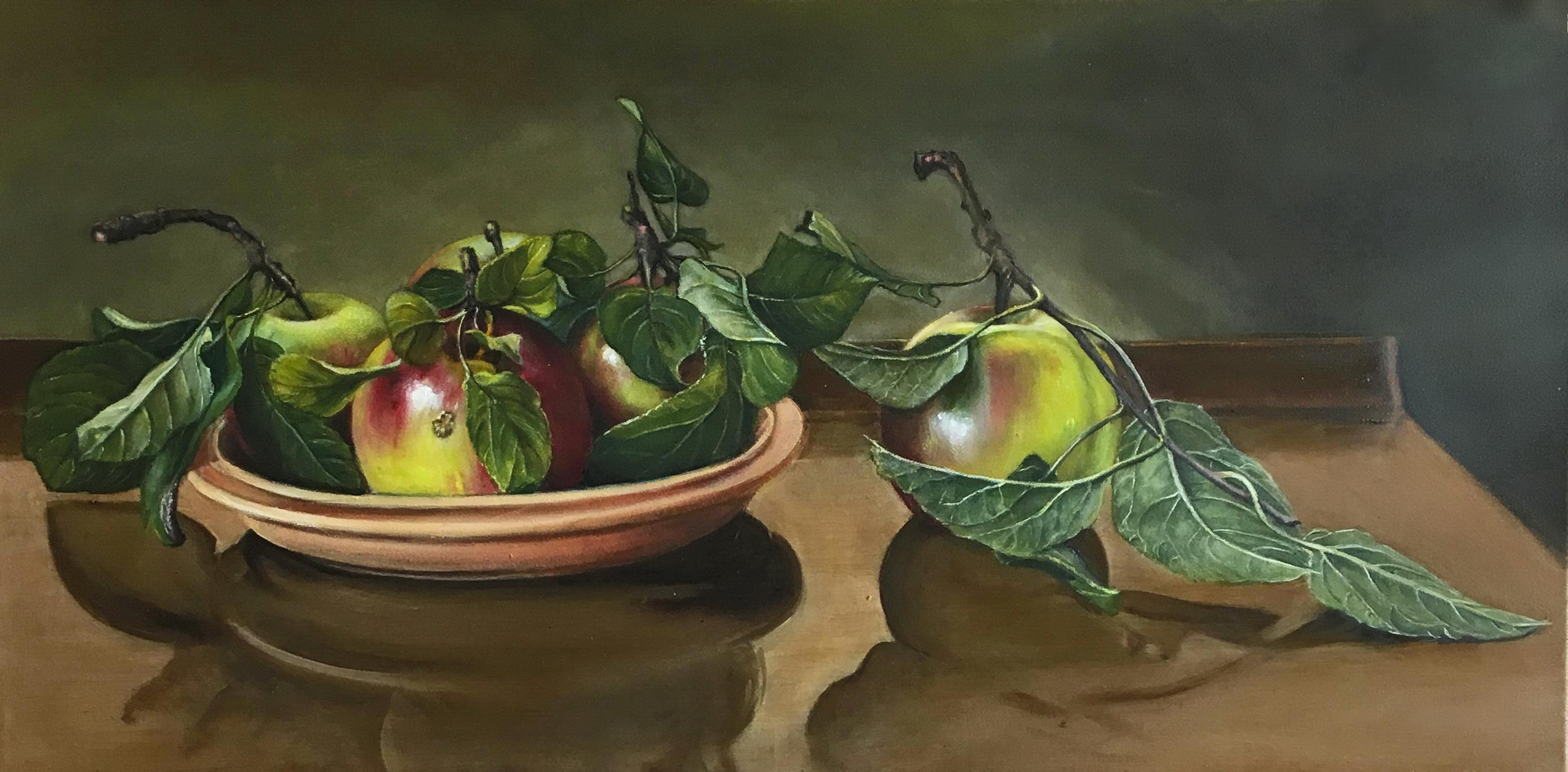 Wczesne jabłka