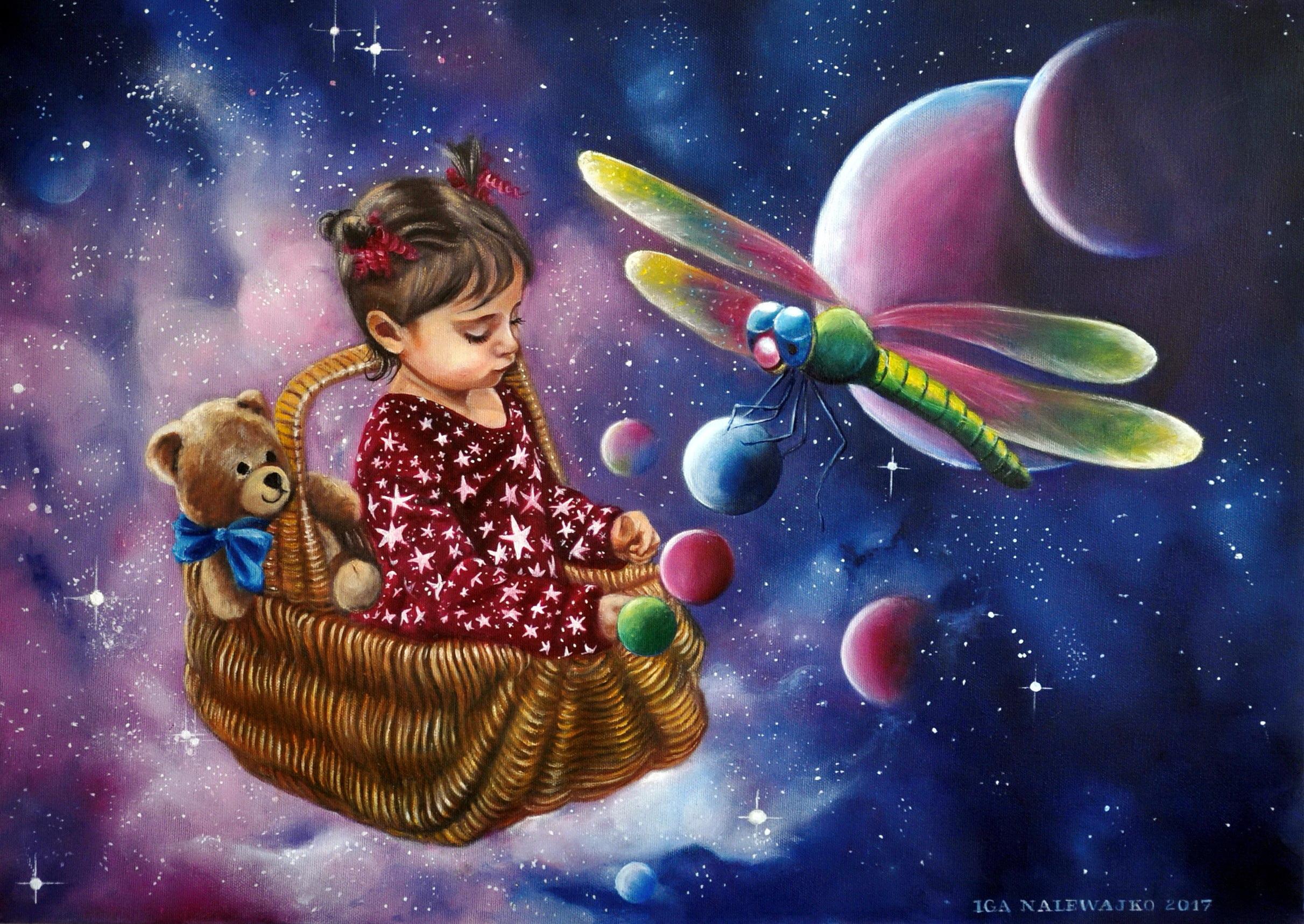 """""""Lilly w kosmosie"""""""