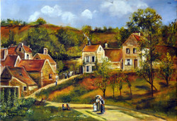 Le Hermitage at Pontoise