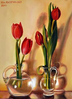 """Tulipanki raz"""