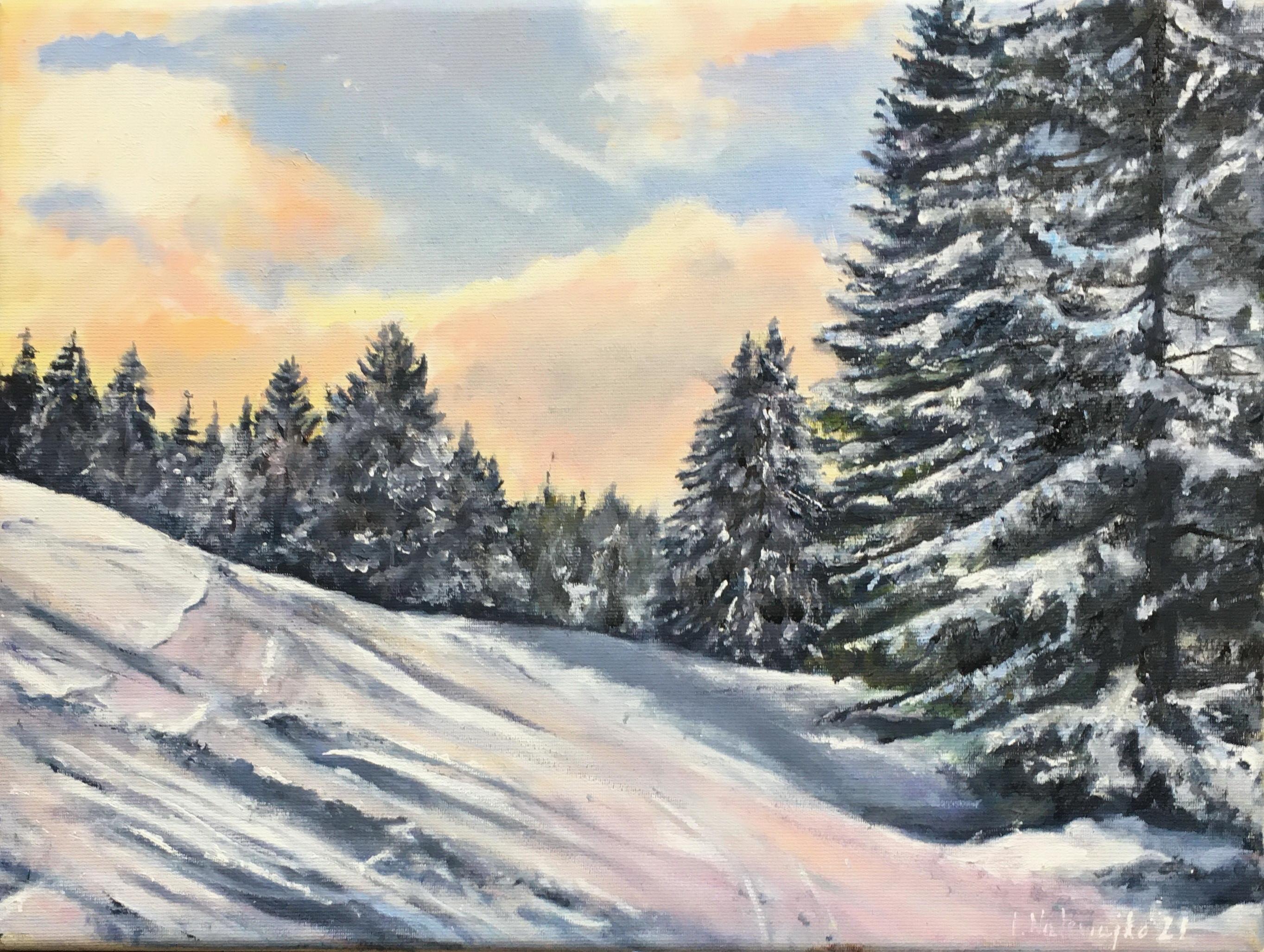 """""""W górach śnieg"""""""