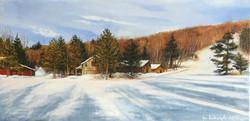 """""""Krajobraz zimowy"""""""