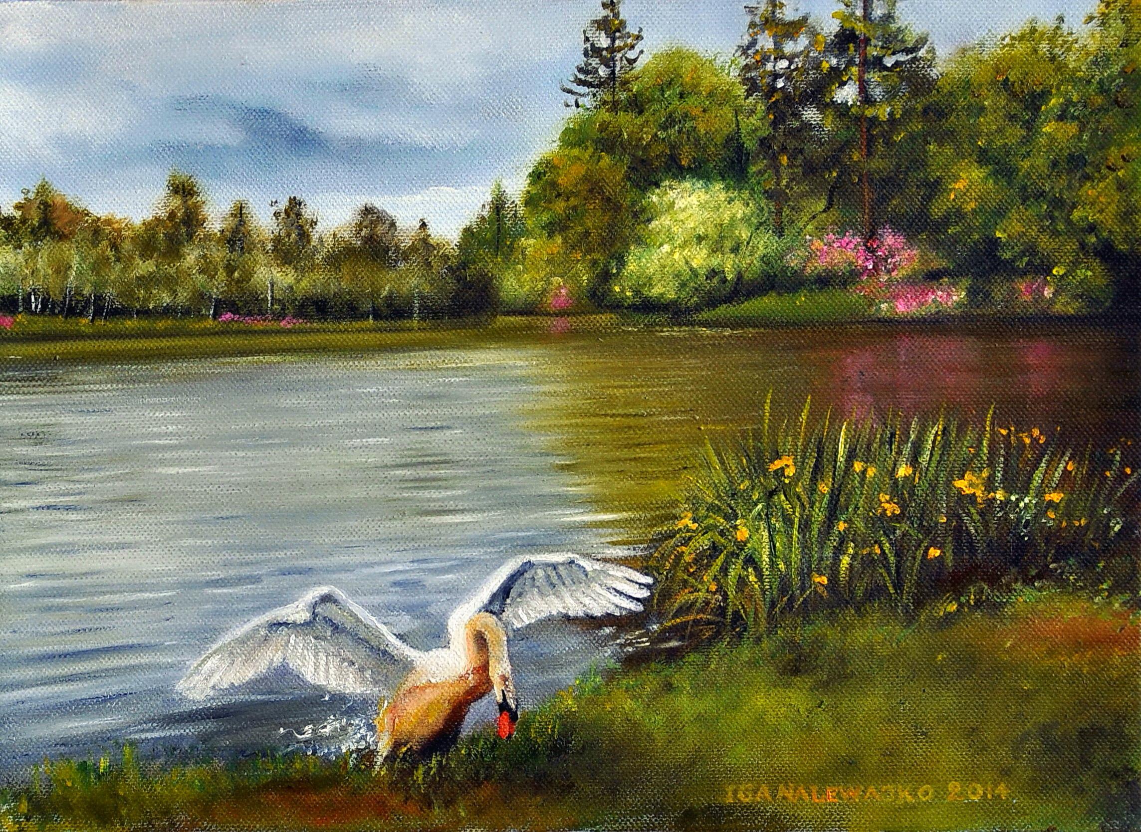 Strażnik jeziora