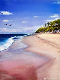 """""""Pusta plaża"""""""