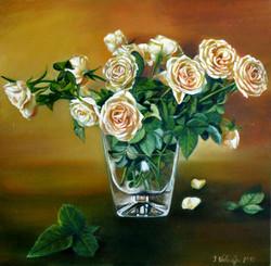 """Białe róże"""""""