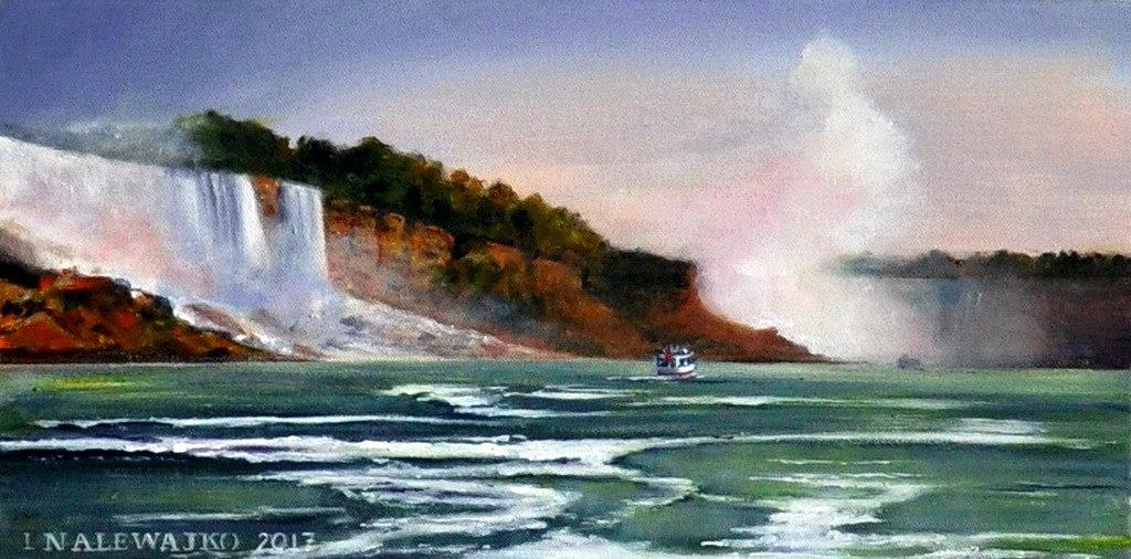 """""""Wodospadyy Niagara"""""""
