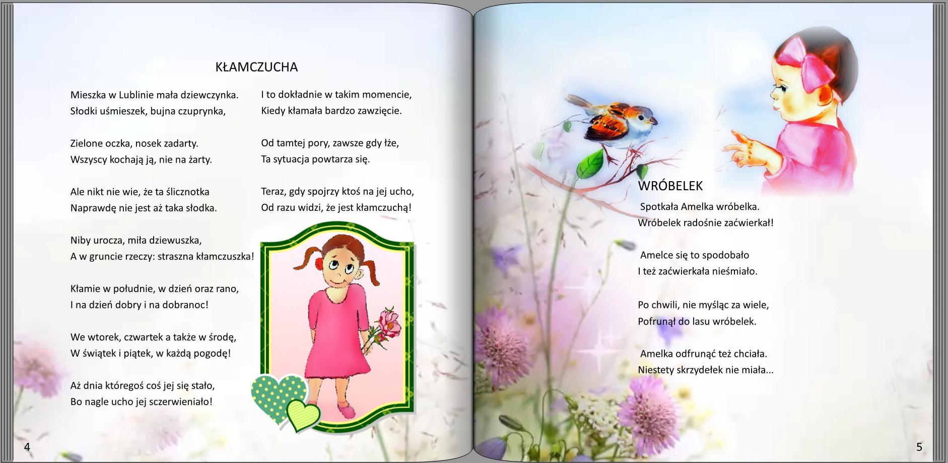 Wiersze Dla Dzieci Igagallery
