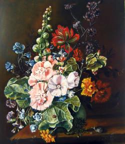 """""""Malwy i inne kwiaty w wazonie"""