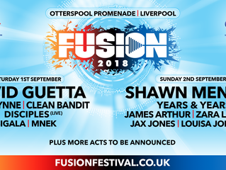 Fusion 2018 Announces Line-Up