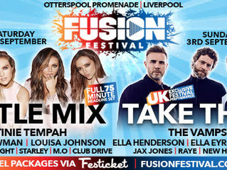 Fusion Festival final line-up released!