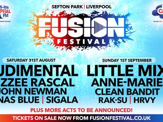 Fusion Festival announces 2019 lineup!